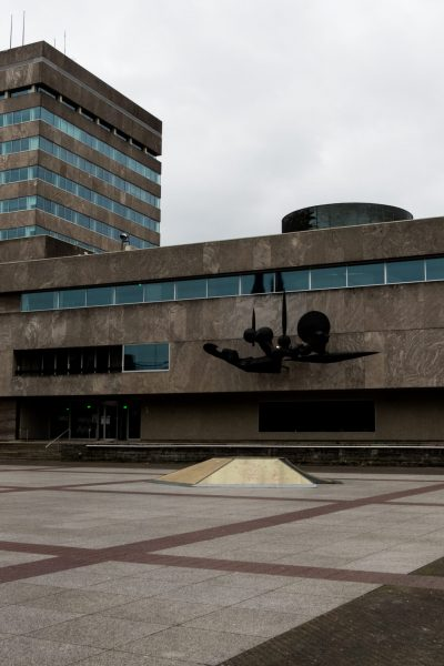 Eindhoven,,The,Netherlands,-,9,February,2020:,Town,Hall,Of